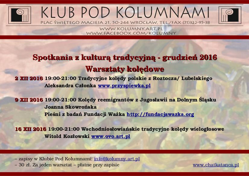 WarsztatyKoledowa2016