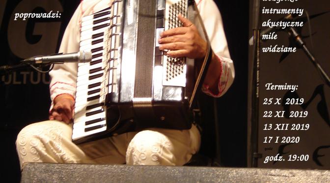 Warsztat muzyki bałkańskiej z Ewgenim Genewem. Spotkanie czwarte
